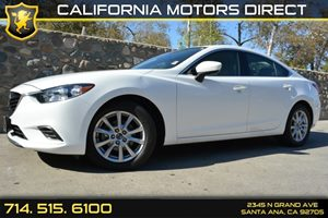 2014 Mazda Mazda6 i Sport Carfax 1-Owner Audio  Auxiliary Audio Input Convenience  Automatic H