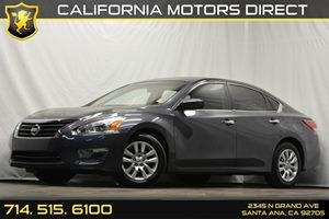 2013 Nissan Altima 25 S Carfax 1-Owner - No Accidents  Damage Reported to CARFAX Audio  Auxili