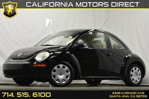 2010 Volkswagen New Beetle Coupe  Carfax 1-Owner Audio  Auxiliary Audio Input Audio  Satellite