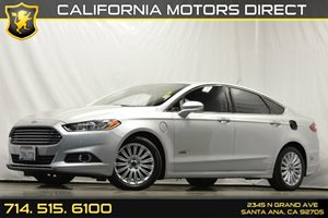 2013 Ford Fusion Energi SE Luxury Carfax 1-Owner - No Accidents  Damage Reported to CARFAX Audio