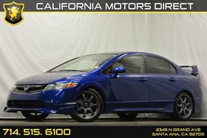2008 Honda Civic Sdn Si Mugen Carfax Report - No Accidents  Damage Reported to CARFAX Audio  Au