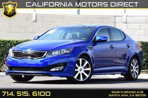 2013 Kia Optima SX Carfax Report - No Accidents  Damage Reported to CARFAX Audio  Auxiliary Aud