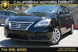 2015 Nissan Sentra S Carfax 1-Owner - No Accidents  Damage Reported to CARFAX Air Conditioning