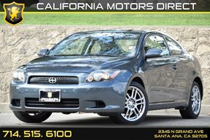 2010 Scion tC  Carfax Report Air Conditioning  AC Audio  Auxiliary Audio Input Convenience