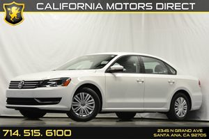 2014 Volkswagen Passat S Carfax 1-Owner Audio  Auxiliary Audio Input Convenience  Cruise Contr