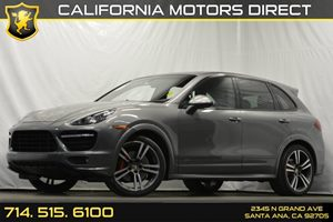 2013 Porsche Cayenne GTS Carfax 1-Owner Audio  Auxiliary Audio Input Convenience  Cruise Contr