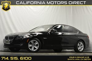 2013 BMW 5 Series 528i Carfax Report - No Accidents  Damage Reported to CARFAX Audio  Auxiliary