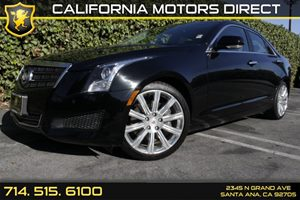 2013 Cadillac ATS Luxury Carfax 1-Owner - No Accidents  Damage Reported to CARFAX Audio  Auxili