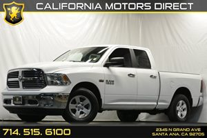 2014 Ram 1500 Big Horn Carfax Report - No Accidents  Damage Reported to CARFAX Air Conditioning