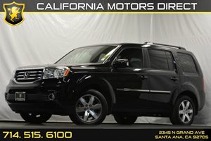 2014 Honda Pilot Touring Carfax 1-Owner Audio  Auxiliary Audio Input Audio  Hard Disk Drive Me