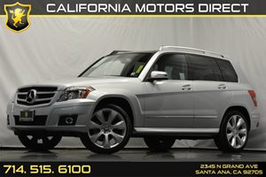 2010 MERCEDES GLK350 4MATIC Carfax 1-Owner Audio  Auxiliary Audio Input Convenience  Cargo Sha
