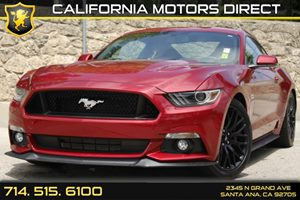 2015 Ford Mustang GT Carfax 1-Owner Audio  Auxiliary Audio Input Convenience  Back-Up Camera