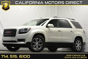 2013 GMC Acadia SLT Carfax 1-Owner - No Accidents  Damage Reported to CARFAX Audio  Auxiliary A