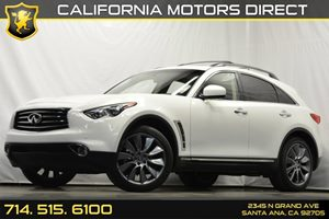 2013 Infiniti FX37 Limited Edition Carfax 1-Owner - No Accidents  Damage Reported to CARFAX Audi