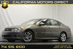 2008 Infiniti M35  Carfax Report Audio  Auxiliary Audio Input Audio  Satellite Radio Convenie