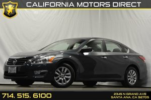 2013 Nissan Altima 25 Carfax 1-Owner - No Accidents  Damage Reported to CARFAX Air Conditioning