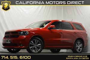 2013 Dodge Durango RT Carfax Report Air Conditioning  AC Audio  Auxiliary Audio Input Conve