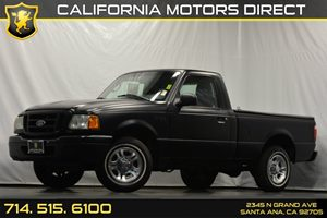 2004 Ford Ranger XL Carfax Report - No Accidents  Damage Reported to CARFAX Audio  AmFm Stereo