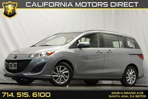 2014 Mazda Mazda5 Sport Carfax 1-Owner - No Accidents  Damage Reported to CARFAX Audio  Auxilia