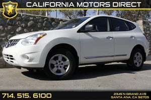 2013 Nissan Rogue S Carfax Report Audio  Auxiliary Audio Input Convenience  Cruise Control Co