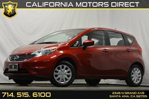 2015 Nissan Versa Note SV Carfax 1-Owner - No Accidents  Damage Reported to CARFAX Audio  Auxil
