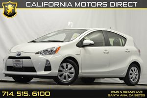 2013 Toyota Prius c Two Carfax 1-Owner Air Conditioning  AC Air Conditioning  Climate Control