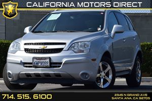 2013 Chevrolet Captiva Sport Fleet LT Carfax 1-Owner - No Accidents  Damage Reported to CARFAX A