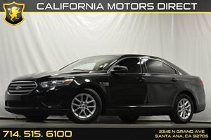 2013 Ford Taurus SE Carfax 1-Owner Audio  Auxiliary Audio Input Convenience  Automatic Headlig