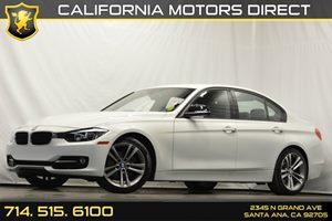 2013 BMW 3 Series 328i Carfax 1-Owner Audio  Auxiliary Audio Input Convenience  Cruise Control