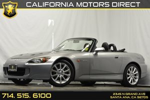 2006 Honda S2000  Carfax Report Convenience  Cruise Control Convenience  Engine Immobilizer C