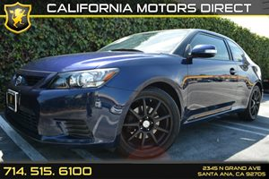 2013 Scion tC  Carfax 1-Owner Audio  Auxiliary Audio Input Convenience  Cruise Control Conven