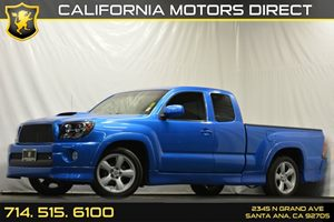 2007 Toyota Tacoma X-Runner Carfax Report - No Accidents  Damage Reported to CARFAX Convenience