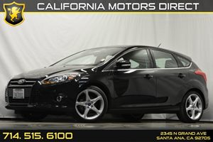 2013 Ford Focus Titanium Carfax 1-Owner - No Accidents  Damage Reported to CARFAX Audio  Auxili