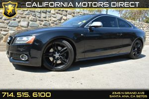 2010 Audi S5 Premium Plus Carfax Report - No Accidents  Damage Reported to CARFAX Audio  Auxili