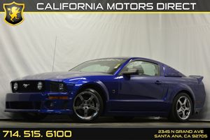 2005 Ford Mustang GT Premium Carfax Report Air Conditioning  AC Chrome Accent 4 Gauge Instru