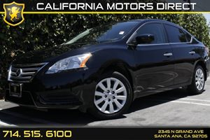2015 Nissan Sentra SV Carfax 1-Owner - No Accidents  Damage Reported to CARFAX Air Conditioning