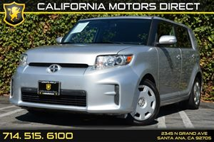 2012 Scion xB  Carfax 1-Owner - No Accidents  Damage Reported to CARFAX Audio  Auxiliary Audio
