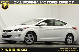 2013 Hyundai Elantra GLS Carfax Report - No AccidentsDamage Reported Audio  Auxiliary Audio Inp
