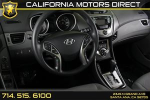 2013 Hyundai Elantra GLS Carfax Report - No AccidentsDamage Reported Air Conditioning  AC Aud