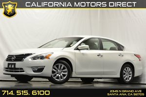 2014 Nissan Altima 25 S Carfax 1-Owner - No Accidents  Damage Reported to CARFAX Audio  Auxili