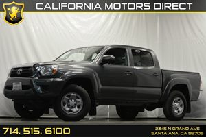 2015 Toyota Tacoma PreRunner Carfax 1-Owner - No Accidents  Damage Reported to CARFAX Air Condit