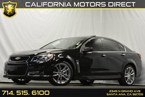 2014 Chevrolet SS  Carfax Report - No Accidents  Damage Reported to CARFAX Convenience  Back-Up