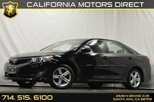 2013 Toyota Camry SE Carfax 1-Owner - No Accidents  Damage Reported to CARFAX Audio  Auxiliary