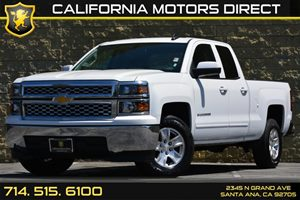2015 Chevrolet Silverado 1500 LT Carfax 1-Owner - No Accidents  Damage Reported to CARFAX Air Co