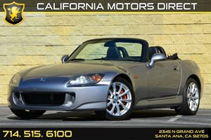 2007 Honda S2000  Carfax Report - No Accidents  Damage Reported to CARFAX Body-Color Pwr Mirrors