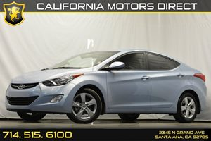 2013 Hyundai Elantra GLS Carfax 1-Owner - No Accidents  Damage Reported to CARFAX Audio  Auxili