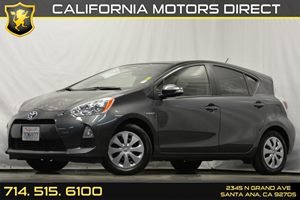 2014 Toyota Prius c One Carfax 1-Owner - No Accidents  Damage Reported to CARFAX Audio  Auxilia
