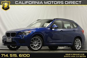 2014 BMW X1 xDrive35i Carfax 1-Owner - No Accidents  Damage Reported to CARFAX Analog Display C