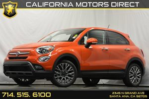 2016 FIAT 500X Trekking Carfax 1-Owner - No Accidents  Damage Reported to CARFAX Audio  Auxilia