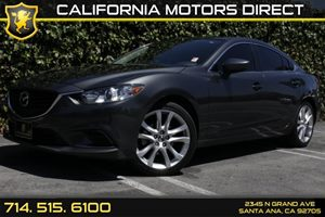 2015 Mazda Mazda6 i Touring Carfax 1-Owner - No Accidents  Damage Reported to CARFAX Air Conditi